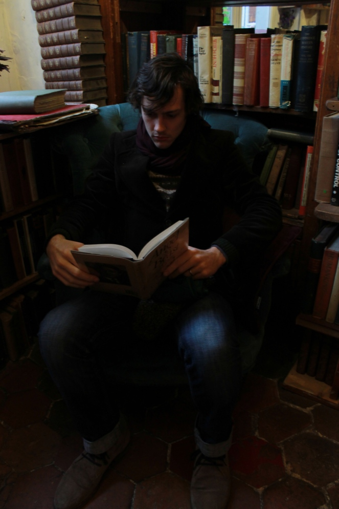 2011: Shakespeare & Company, Paris