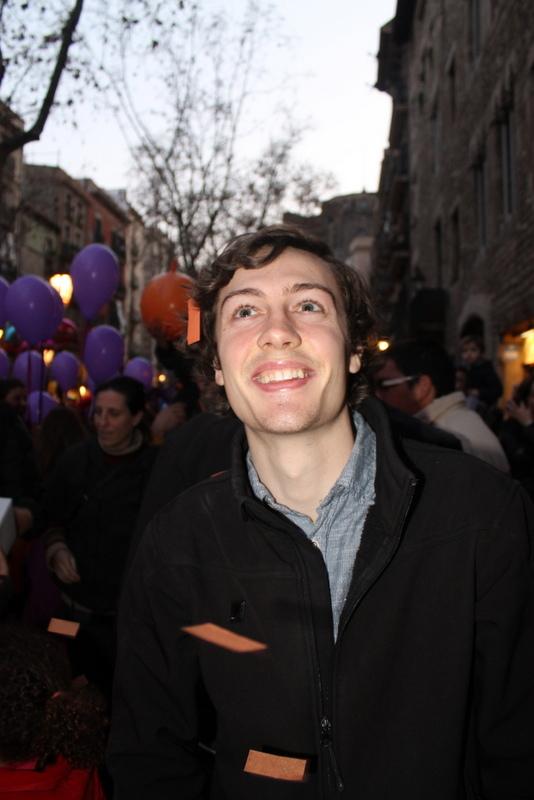2012: Carnivale, Barcelona